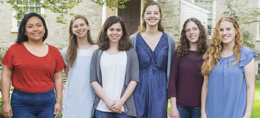 2016 Haverford House Fellows