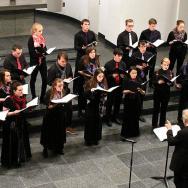 Chamber singers in Berlin