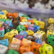 Polyherdral dice