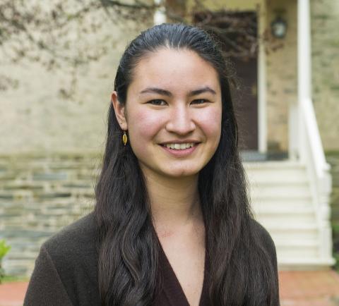 Chloe Wang '17