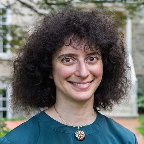 Tamar Friedmann