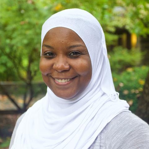 Kameelah Mu'Min