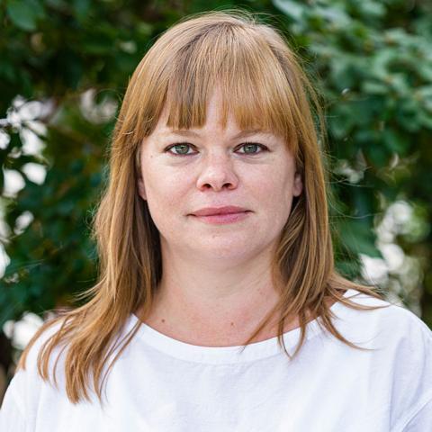 Ellen Garrison