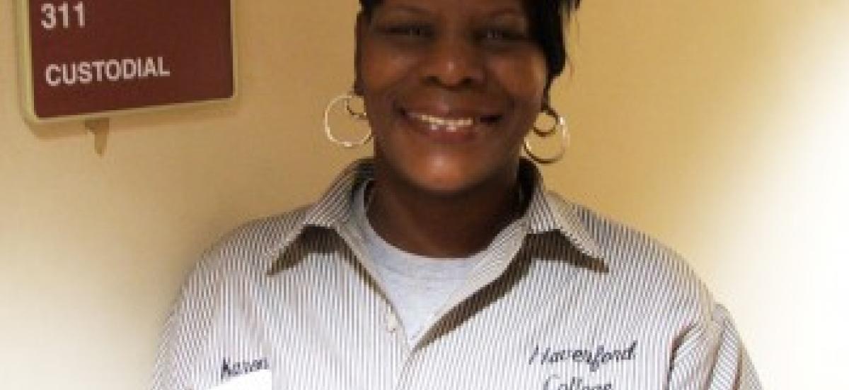 Spotlight on Staff: Karen McLaurin-Jones, Housekeeping | Haverford