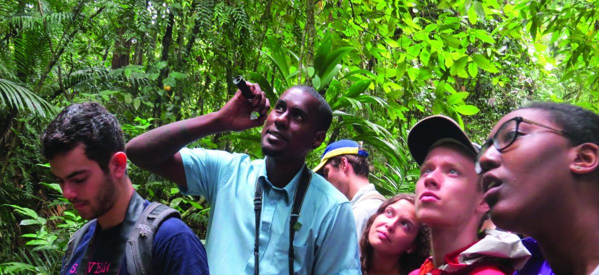 trinidad and tobago field study