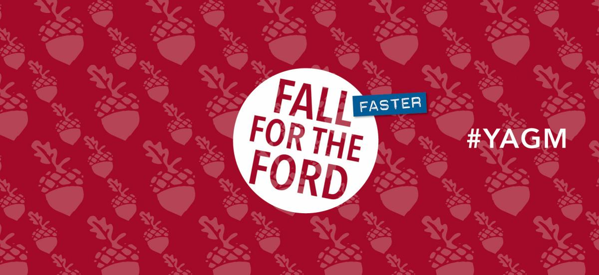 Fall for the Ford graphic