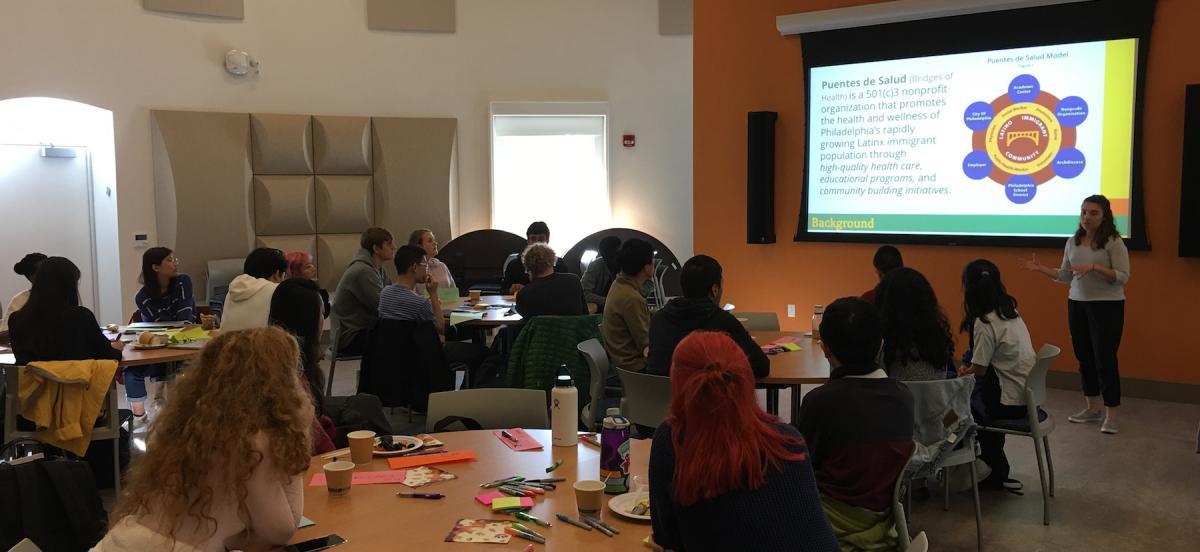 Impact challenge workshop