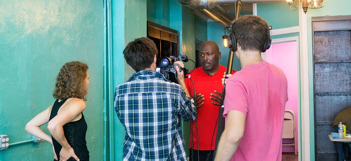 Interdisciplinary documentary media fellows