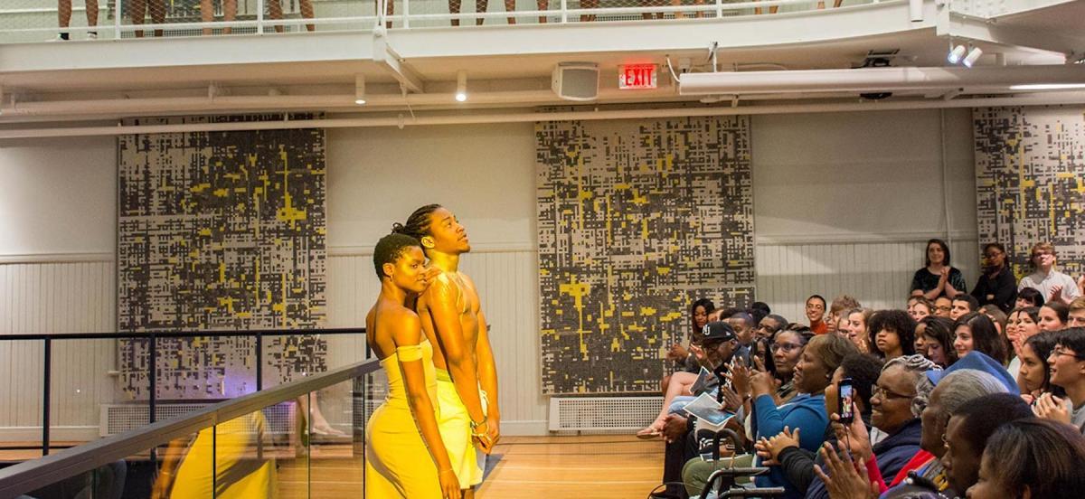 Black Students' League Fashion Show