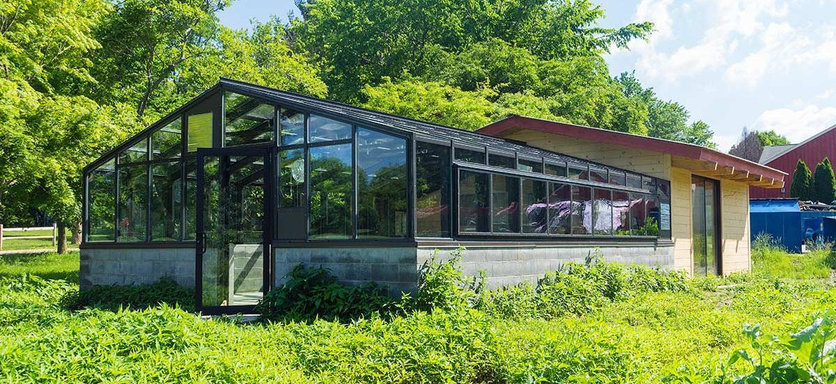 The HaverFarm Greenhouse