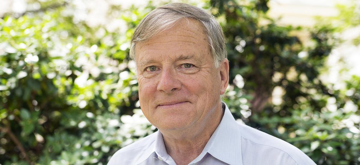 Headshot of Bruce Partridge