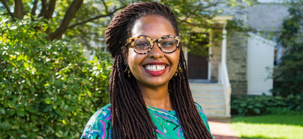 Assistant Professor Qrescent Mali Mason