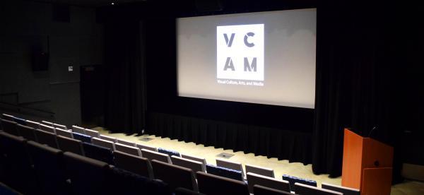 Screening room in VCAM