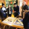 Chinese propaganda poster workshop