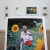 Edna Lewis Postcard in the Atrium Gallery