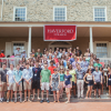 The Class of 2010 celebrates their 5th Reunion at Alumni Weekend 2015 (Photo: Swan Vacula)