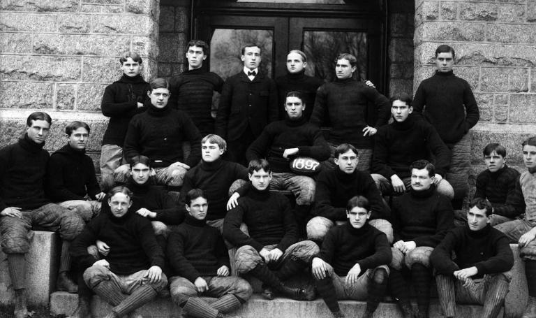 Football Team, 1897-98.