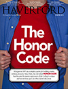 Haverford magazine - winter 2013 cover